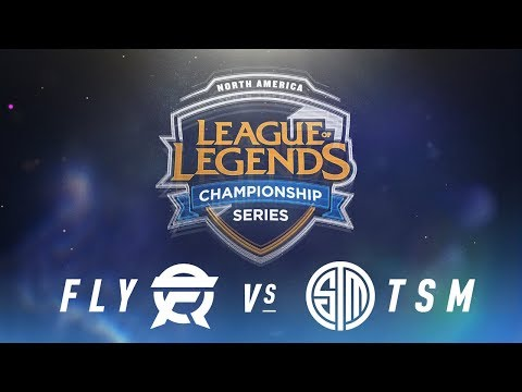 FLY vs. TSM – Week 1 Day 2 | NA LCS Spring Split | FlyQuest vs. TSM (2018)