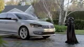 Reklama Volkswagena Passata