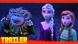 Trailers In Spanish Frozen 2 (2019) Disney Tráiler Oficial #4 Subtitulado anuncio