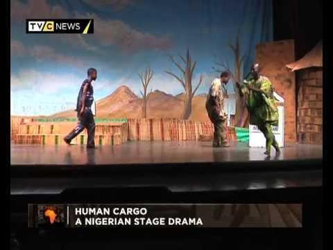 AFRICARTS...Human Cargo