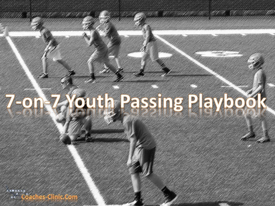 7-on-7 Youth Passing Playbook