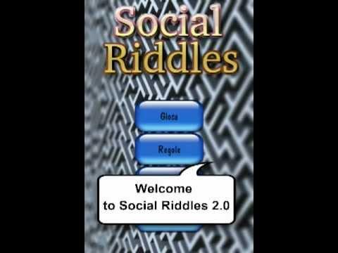 Video of Social Riddles