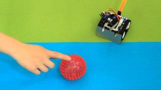 Easy steps for making a line following robot using