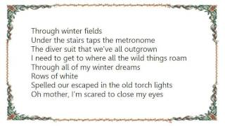 Bat for Lashes - Winter Fields Lyrics