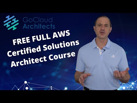 AWS Certified Solutions Architect Associate 2021 (Full Free AWS course!)