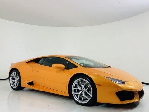 Pre-Owned 2016 Lamborghini Huracan LP 580-2