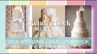 NEW! 100 WEDDING CAKES COMPILATION / 2019 BRIDAL GUIDE STYLE & TIPS / WEDDING CAKE LOOKBOOK