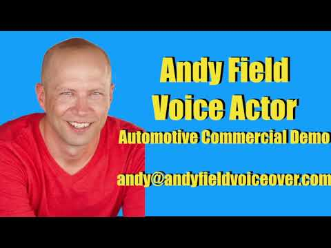 Andy's Automotive-Only Commercial Demo Reel