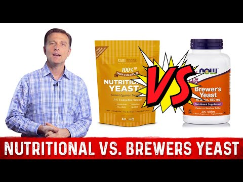 mp4 Nutritional Yeast Vs Brewers, download Nutritional Yeast Vs Brewers video klip Nutritional Yeast Vs Brewers