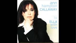 Ann Hampton Callaway / Embraceable You