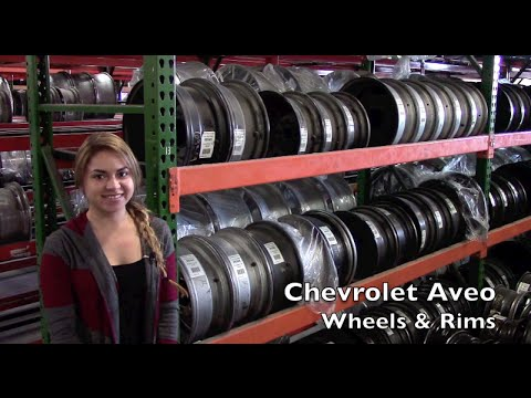Factory Original Chevrolet Aveo Wheels & Chevrolet Aveo Rims – OriginalWheels.com
