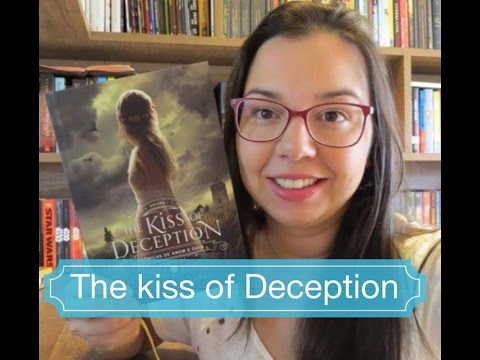 The Kiss of deception Crônicas de Amor e Ódio de Mary E. Pearson  Blog Leitura Mania