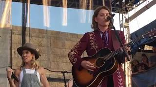 "HighWomen With Sheryl Crow, Jason Isbell, And Yola ""Highwoman"" Live At Newport Folk Fest 72719"