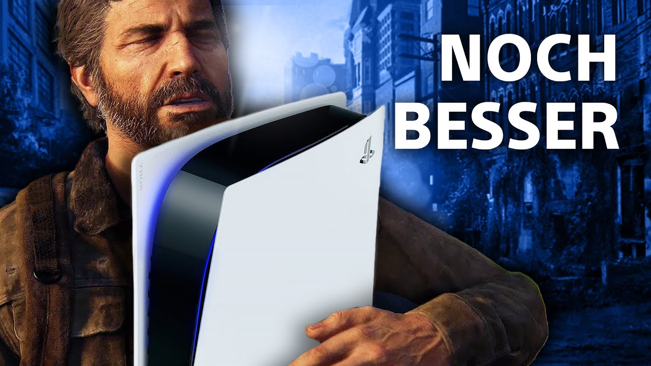 Diese PS4 Games machen auf PlayStation 5 eine gute Figur