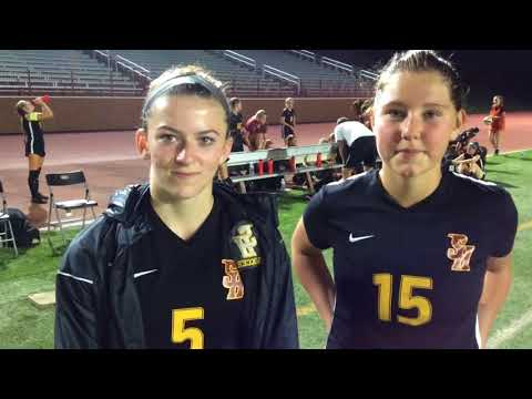 Video: Paige Carlsen and Sarah Luna