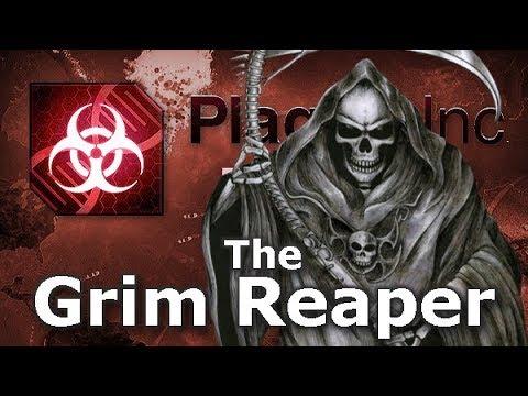 Plague Inc: Custom Scenarios - The Grim Reaper