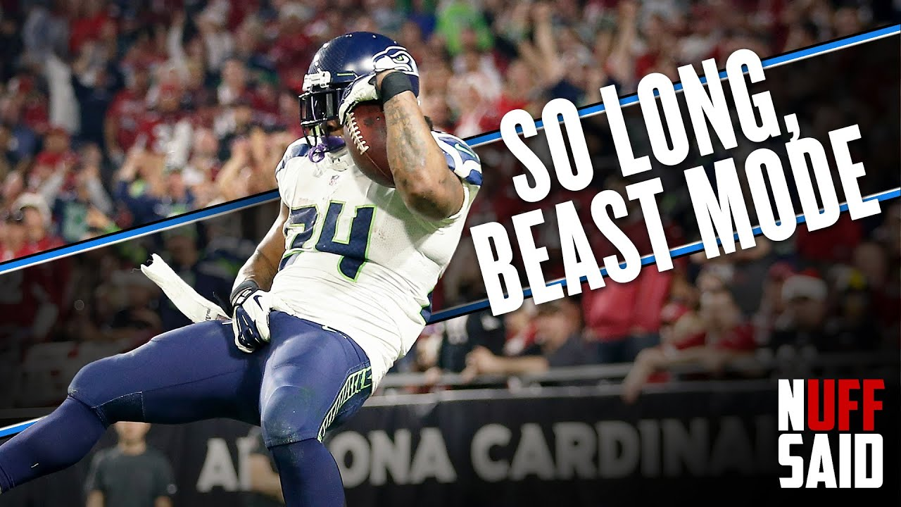 Marshawn Lynch is too cool for the Hall of Fame thumbnail