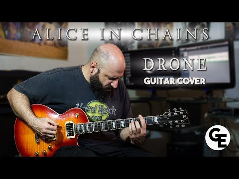 Alice in Chains - Drone - Guitar Cover