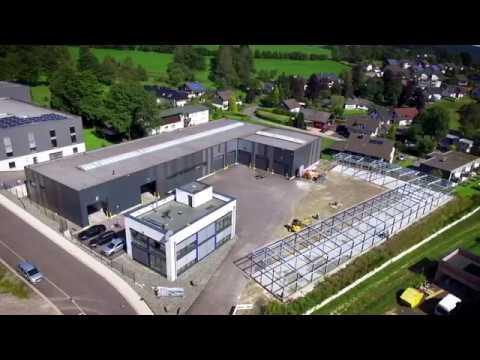 XXL Lager / Garagen im Sauerland ab sofort zu vermieten - Dornbach Spezialabbruch