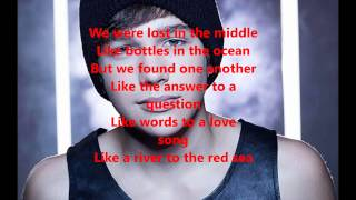 Austin Mahone -Loving You Is Easy (Lyrics)