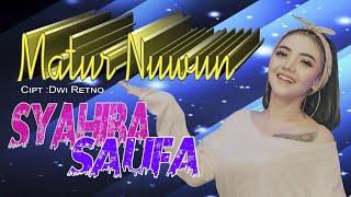 Download lagu Syahiba Saufa Matur Nuwun Mp3