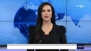 RTK3 Lajmet e orës 10:00 22.01.2021