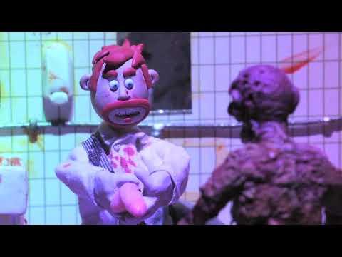Claymation Animation Zombie Film (2018)