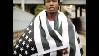 A$AP Rocky - Fashion Killa (Slowed)