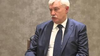 Полтавченко рассказал Медведеву о работе Центра импортозамещения