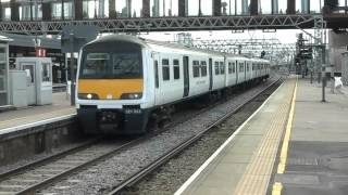 AGA 321 353 '1K52' London Liverpool Street - Southend Victoria 25/01/16