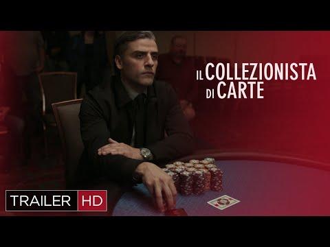 Il collezionista di carte – Il trailer italiano ufficiale