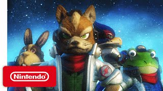 Picture of a game: Star Fox