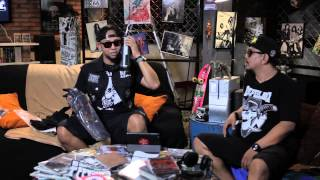 Rebelzone Eps.1 Segment 4: Ngobrolin Merchandise Band Metal!