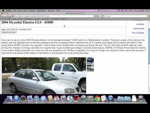 craigslist cars | You Like Auto ?
