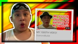 How Do I Know That My 1000th Video, IS My 1000th Video..