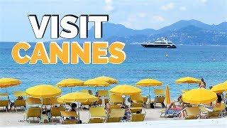 CANNES Top Attractions, France    Côte DAzur