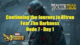 Fear The Darkness: Ep  07 - Nodes 06 + 07 - MARVEL Strike