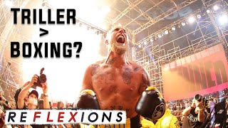 ARE JAKE PAUL & TRILLER TAKING OVER BOXING? If so, why? ReFLEXions