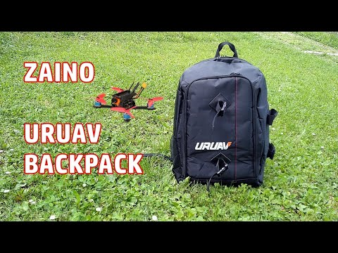 URUAV UR7 Back pack 🇮🇹