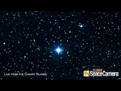 Watch A Star Explode, Live, Right Here, Right Now