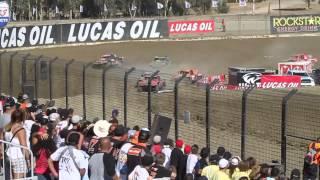 Justin Bean Smith WINS Lucas Oil Pro Lite Cup Race
