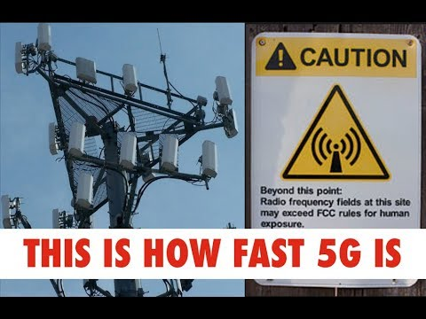 Latest 5G Speed Tests Are Fastest Ever, Explaining the Technology in Detail