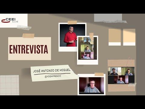 Entrevista José Antonio de Miguel, CEO de Affice
