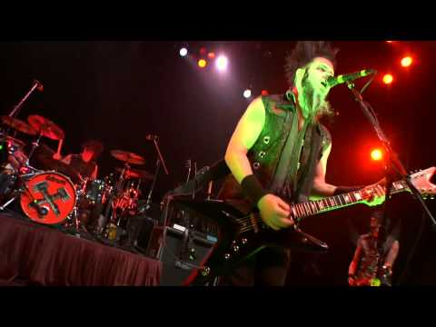 Wayne Static Live at the Dean Guitars 2012 NAMM JAM!