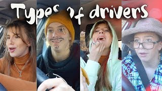 WHICH DRIVER ARE YOU? - TYPES OF DRIVERS