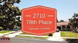 2710 78th Place, Inglewood, CA 90305
