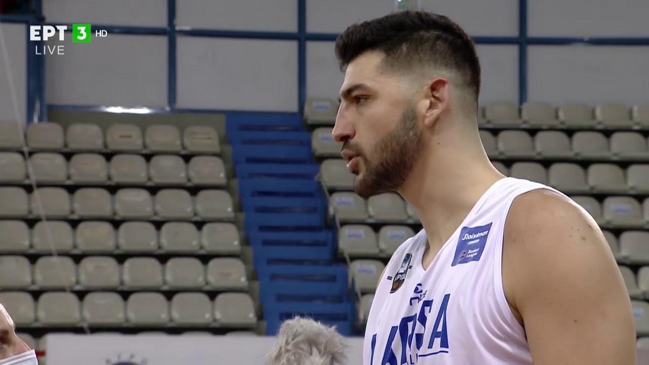 Basket League | Θ. Κώττας: Παλέψαμε πολύ, κρίθηκε στις λεπτομέρειες | 28/02/2021 | ΕΡΤ