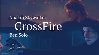 Anakin Skywalker and Ben Solo- Crossfire