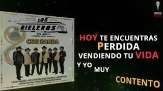 Los Rieleros Del Norte - El Columpio (Con Banda) (Video Letra Oficial)