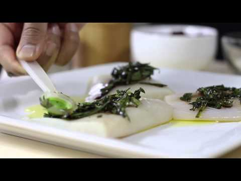 How to make the best Halibut and orange sauce